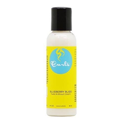 Curls Blueberry Bliss Twist-N-Shout Cream 2oz