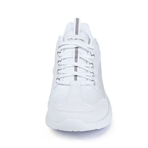 athlétique Femme PYPE Respirant Sneakers Léger sourcing map Maille waqIc7z