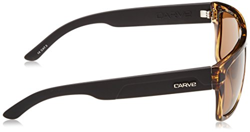 Carve Soleil de Polarized Adulte Tort Black Lunettes Mixte Matt Volley rtxwPtf