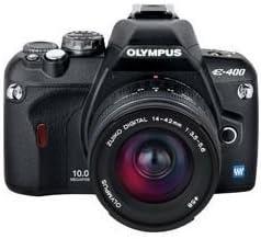 Olympus E-400 - Cámara réflex Digital 10 MP (Objetivo ED 14-42 ...