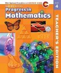Progress in Mathematics, Optional Transition to Common Core Teacher's Edition, 2012 grade 4