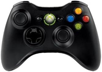 Microsoft Xbox 360 Wireless Controller for Windows - Volante/mando ...
