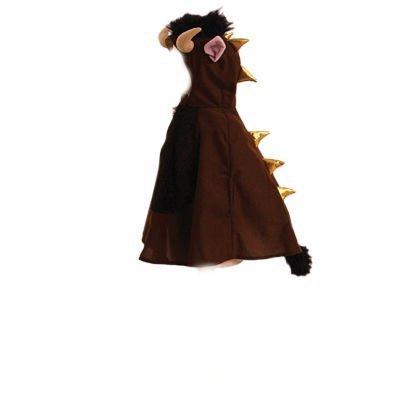 Boys Girls Kids Monster (Makes a Great Gruffalo) Fancy Dress Halloween Book Week/Day Costume 18 Months - 3 Years by -