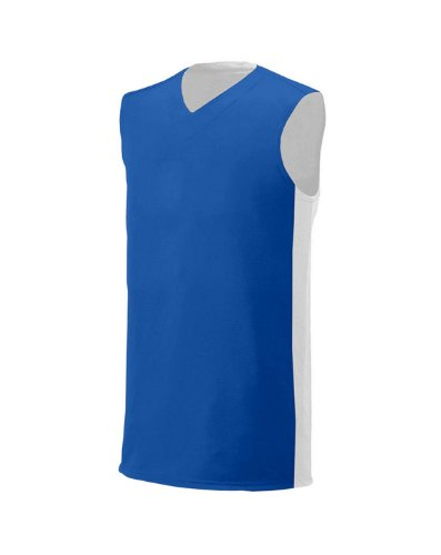A4 Reversible Moisture Management Muscle (Royal_White) for sale  Delivered anywhere in Canada