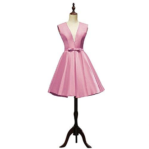 Vimans -  Vestito  - linea ad a - Donna rosa Light Pink 38