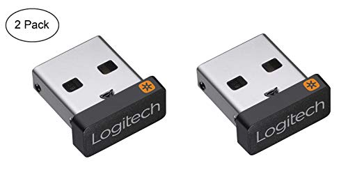 Logitech USB Unifying Receiver - 2 Pack