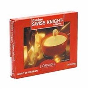Swiss Knight Cheese Fondue 14 Oz 6pk