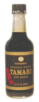 - Kikkoman - Tamari Soy Sauce 8.5 Fl. Oz.