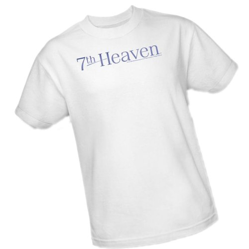 Price comparison product image TV Show Logo -- 7th Heaven Youth T-Shirt, Youth X-Large