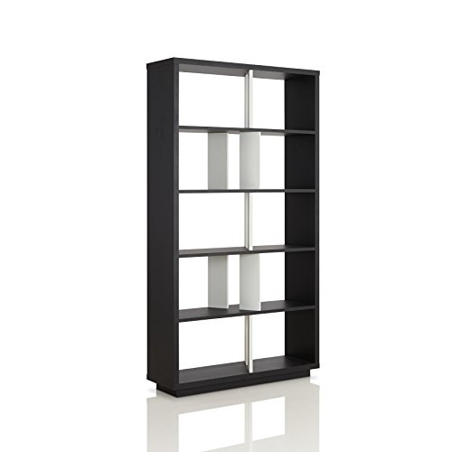 Amazon.com: IoHOMES Davies Modern Bookcase/Display Shelf