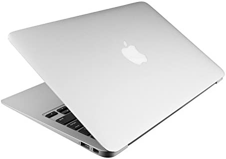 Apple MacBook Air MJVM2LL/A 11.6 Inch Laptop (Intel Core i5 Dual-Core 1.6GHz up to 2.7GHz, 4GB RAM, 128GB SSD, Wi-Fi, Bluetooth 4.0, Integrated Intel HD Graphics 6000, Mac OS) (Renewed) 31X0YlFW2mL