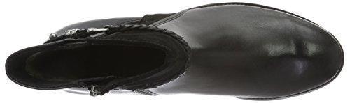 Caprice 25328, Botines para Mujer Negro (BLACK COMB 19)