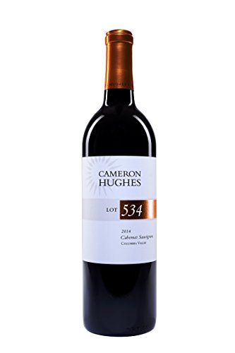 Cameron Hughes 2014 Lot 534 Columbia Valley Cabernet Sauvignon 750mL Red Wine