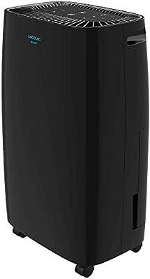 Cecotec Deshumidificador Big Dry 4000 Expert Black. Temporizador 24h, 10L/día, Depósito extraíble 2,5L, Cobertura 105m3/h, Gas R290, Silencioso, Humedad 40% a 80%, Pantalla LED, Apagado Automático: Amazon.es: Hogar
