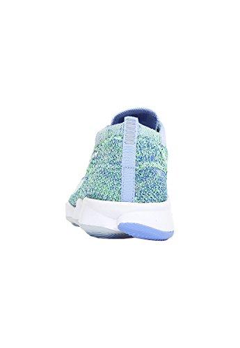 Blue White Flyknit Racer Donna Tennis Nike Wmns 403 Zoom Chalk Agilità xnpwqxTa06