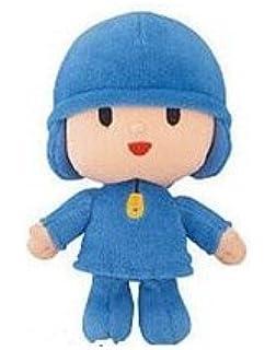 Pocoyo and Friends Mini Plush Characters - Pocoyo