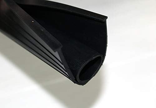 4 Super Seal Garage Door Bottom Weather SealSelect Your Door Width 28 FT Piece