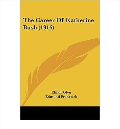 The Career of Katherine Bush (1916)- Common