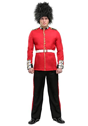 Men's Royal Guard Medium Red]()