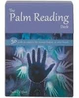 Palmistry Cards - The Palm Reading Card Deck