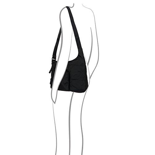 bag Cm 31 X nero Bandoulière Noir Bric's Sac fq54nw