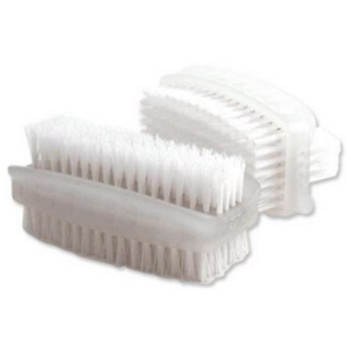 Bentley Nail Brushes Twin Pack Plastic Cx00537