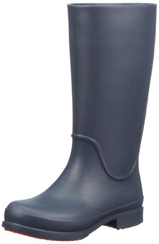 Wellie Blau Cranberry Navy crocs 417 Damen 12476 W Rain Gummistiefel dwpFxBY