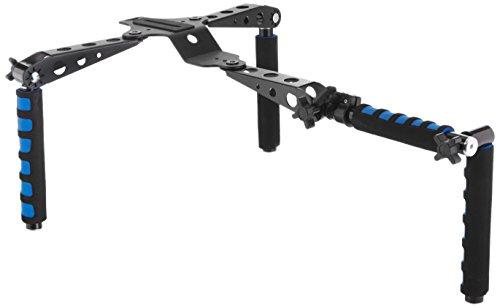 Shoulder Rig & Free Follow Focus Stabilizer for DSLR Video Camera