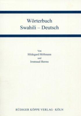 Wörterbuch Swahili – Deutsch