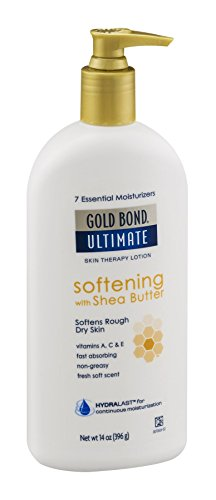 Gold Bond Ultimate Skin Therapy Lotion Softening with Shea Butter ()
