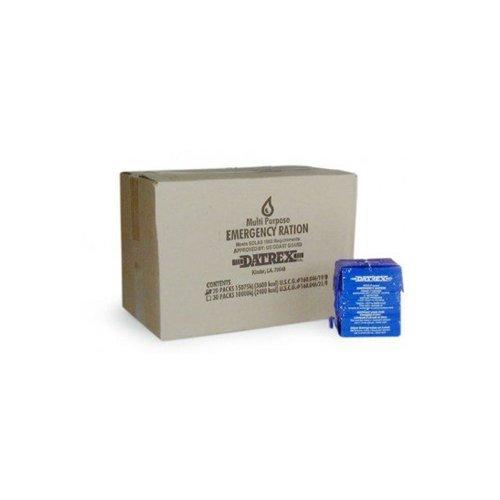 Food 3600 Emergency (Datrex Emergency Survival 3600 Calorie Food Ration Bar (Pack of 20), 360 Bars)