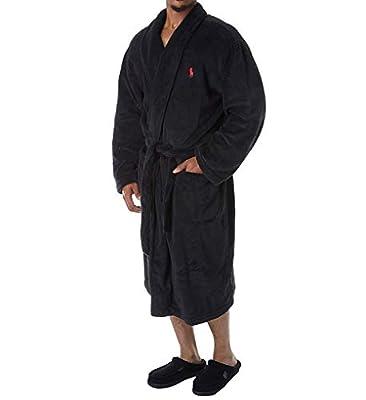 Polo Ralph Lauren Shawl Collar Plush Robe