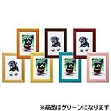 ハクバ写真産業 カラーウッドフレーム 2L グリーン FWCW-GR2L