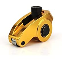 Competition Cams 19021-1 Ultra-Gold; Aluminum Rocker Arms; Stud 7/16 in. Ratio 1.7; Chevy Big Block V8 396-454; 1 pc.;