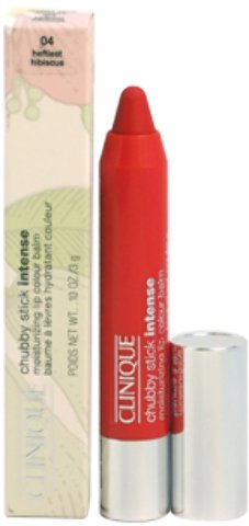 Clinique - Chubby Stick Intense Moisturizing Lip Colour Balm - # 04 Heftiest Hibiscus (0.1 oz.) 1 pcs sku# 1900558MA