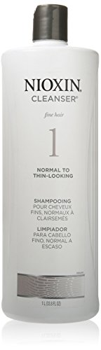 Nioxin-Cleanser-System-1-Fine-HairNormal-to-Thin-Looking-Shampoo-338-Ounce