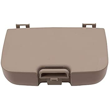 Overhead Console Garage Door Opener Lid Gray Cover Storage Bin Replacement for Ford Explorer /& Sport Trac Super Duty Pickup w//out Sunroof 2C3Z7811586CAB AutoAndArt
