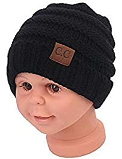 e2ab0363cc8 Amazon.com  Zando Baby Winter Hats Caps Warm Infant Toddler ...