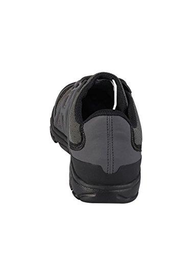 Vaude Men's Tvl Easy, Zapatos de Low Rise Senderismo para Hombre, Gris (Iron), 45.5 EU