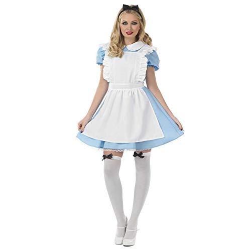 fun shack Womens Alice Dress, Classic, Small -