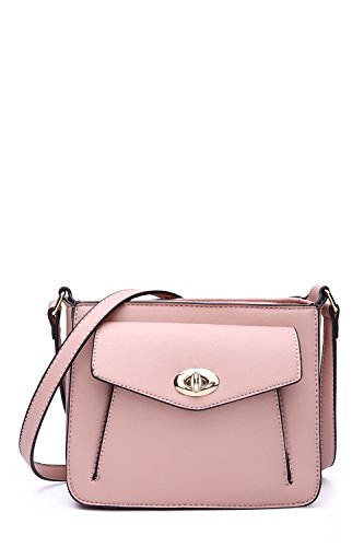 body K MKF Farrow Purses Light by Shoulder Cross Ladies Collection Designer Mia Darleen Pink Handbag xPrw7Y1Pq
