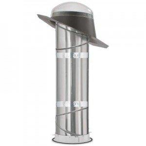 VELUX TMR 014 0000E0 Sun Tunnel14 inch Tubular Skylight Acrylic Dome Super Energy Efficient