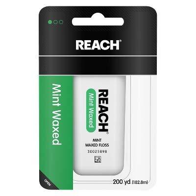 Reach174; Mint Waxed Floss - 200yd -