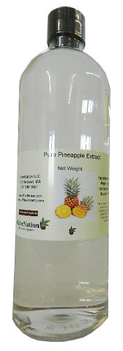 (Pure Pineapple Extract 32 oz by OliveNation)