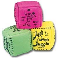 US Games Juggling Bean Bags (Set of 3)