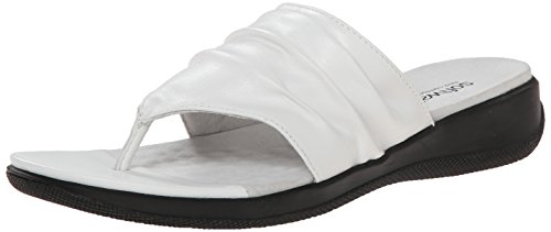 Sandal White Wedge SoftWalk Toma Women's qwT00xUF