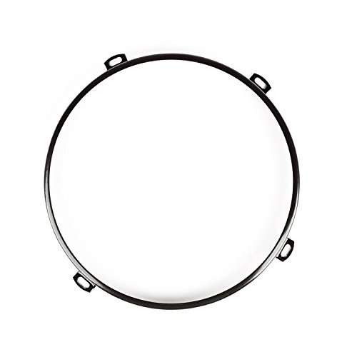 Omix-ADA 12420.04 Headlight Retaining Ring for Wrangler JK/JKU - Omix Ring