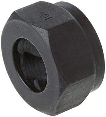 redcolourful 10Pcs Damaged Nut Bolt Remover Stud Extractor Set 9-19mm Broken Bolt Removal Kit for Home