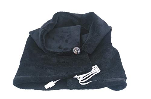 USB Electric Heating Cushion Heated Pad for Women Girls Back