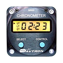 Davtron 800-14V Chronometer with Memory Battery